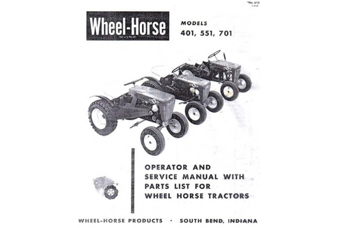 tractor 1961 serials in numerical order - 1955-1964