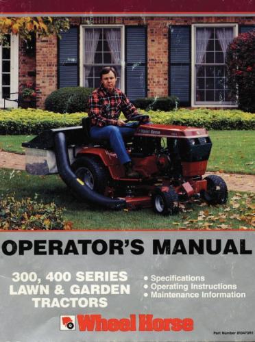 Tractor 1987 300-series Om Wiring Pdf