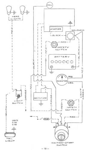 tractor 1974 c-120 auto ipl wiring pdf