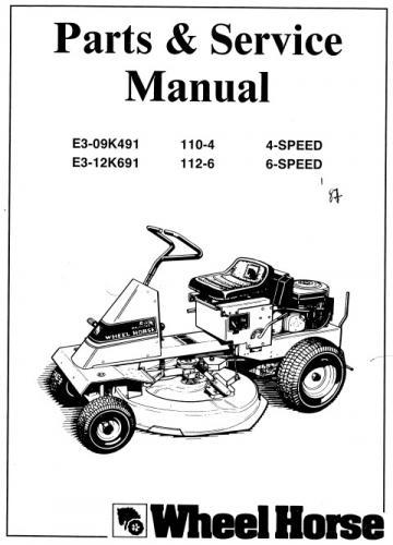 tractor 1987 110-4e rer d u0026a ipl sm sn pdf