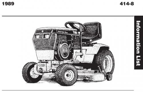 tractor 1989 414-8 wiring detailed pdf