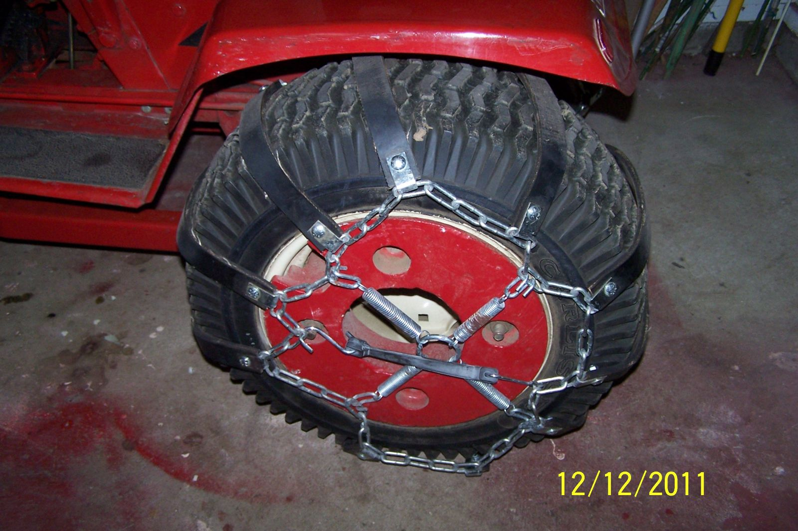 855 Tractor New To Me Wheel Horse Tractors Redsquare