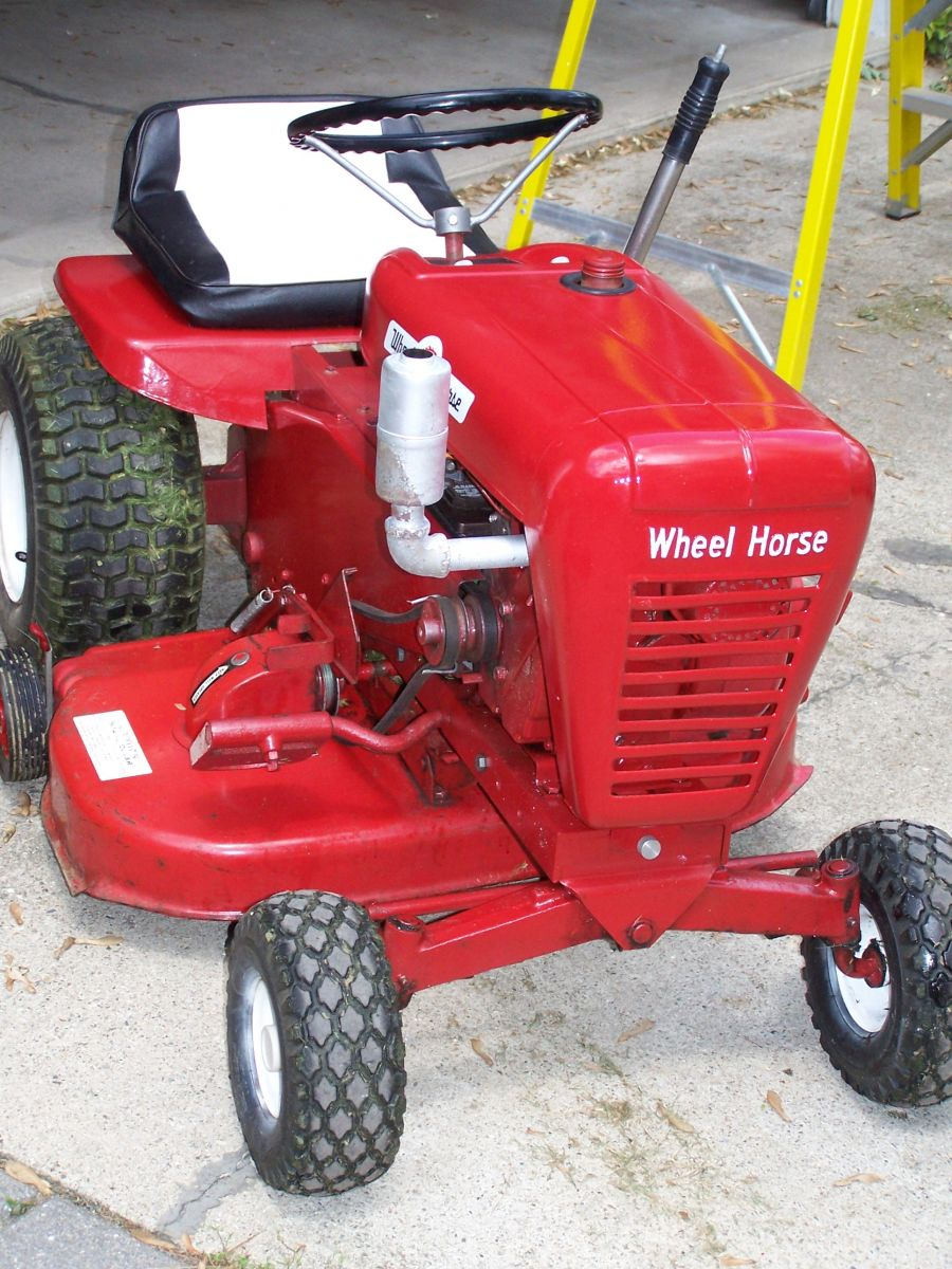 1967 Wheel Horse Lawn Ranger, Model L-157