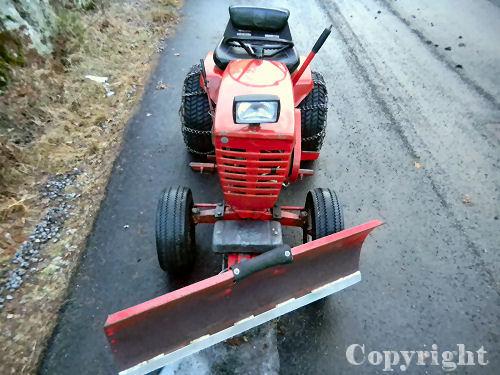Mini Wheel Horse Tractor : Wheel horse tractor m mini