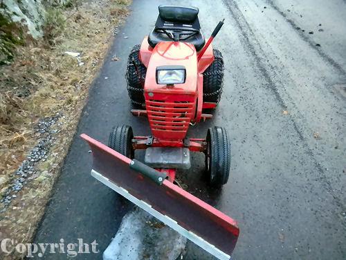 Mini Wheel Horse Tractor : Wheel horse tractor k mini
