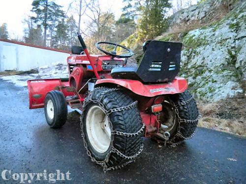 Mini Wheel Horse Tractor : Wheel horse tractor g mini