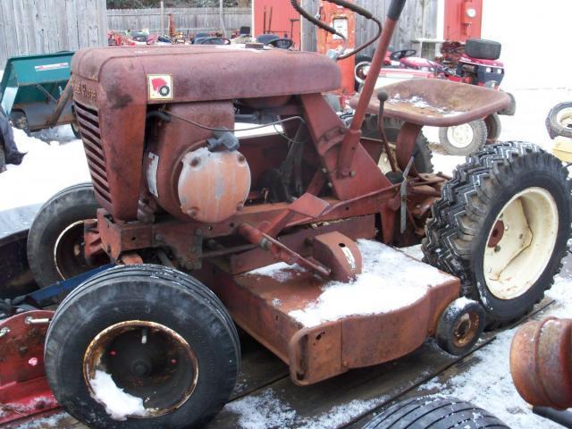 Mini Wheel Horse Tractor : Mini haul wheel horse tractors redsquare forum