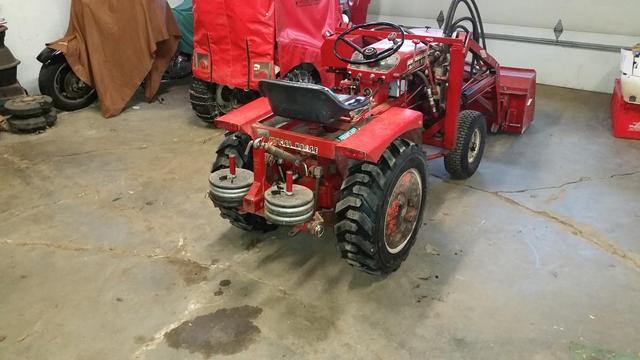 Wheel Horse Gt14 : Gt rear tires wheel horse tractors redsquare