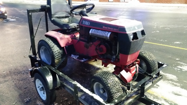 Best Wheel Horse Tractors : I find the best wheel horse tractors models during winter
