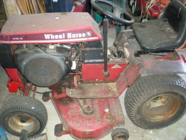 416 8 good or not wheel horse tractors redsquare wheel horse forum rh wheelhorseforum com Wheel Horse Shop Manual Wheel Horse Mower Manuals