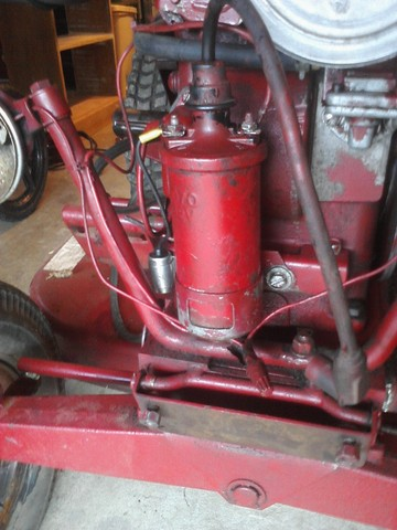 New Holland Auto >> K181S Ignition Coil - Wheel Horse Electrical - RedSquare Wheel Horse Forum