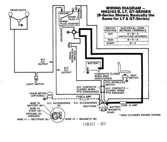 wheel horse starter solenoid wiring drawings  wheel  free