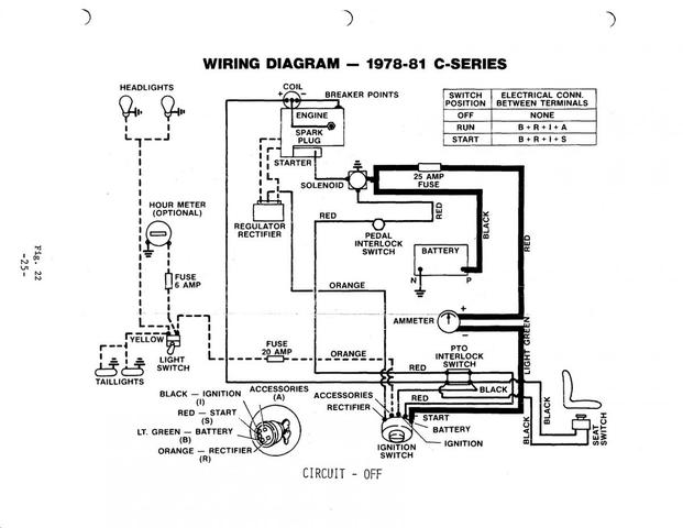 wheel horse 520h wiring diagram  wheel  free engine image for user manual download