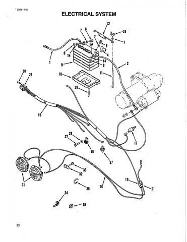 Wheel Horse Ignition Switch Wiring Diagram Wheel Horse Wiring