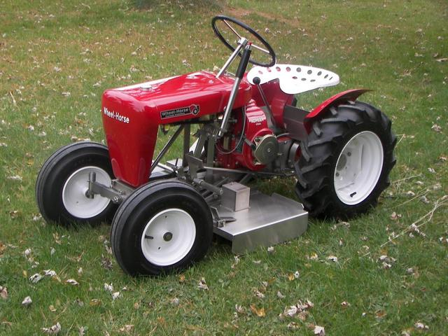 Custom Tractor Wheels : December tractor of the month custom show all models