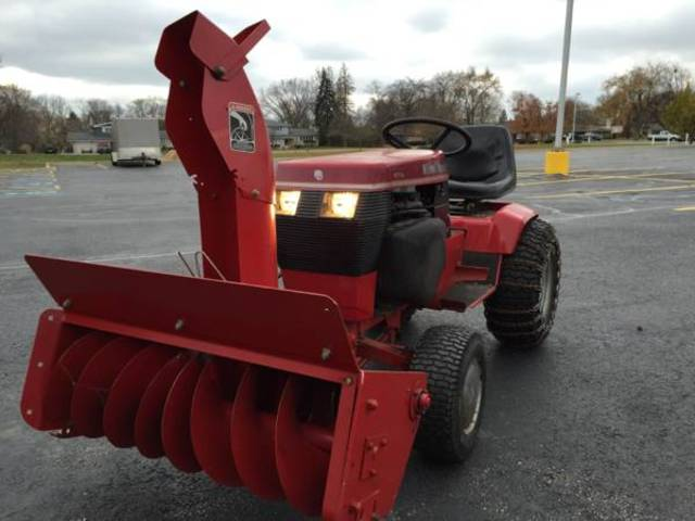 new to the wheel horse scene (417 A) - Wheel Horse ...