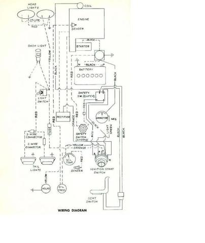 Wiring Harness Process likewise John Deere 112 Wiring Diagram further John Deere 316 Diagram furthermore Kohler Engine Charging System Battery as well Onan P220 Wiring Diagram. on john deere 318 electrical wiring diagram