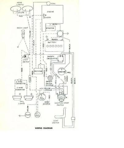 Troy Bilt Mower Deck Diagram Manual moreover John Deere X300 Lift Diagram as well T25457733 Adjust brake john deere l100 lawn mower furthermore John Deere Rx75 in addition T8944637 Need diagram. on wiring diagram john deere rx75