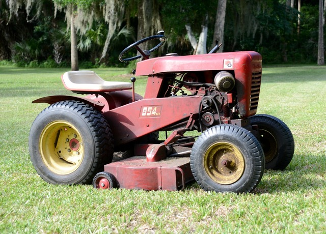 1964 Wheel Horse Tractor : Model redsquare wheel horse forum