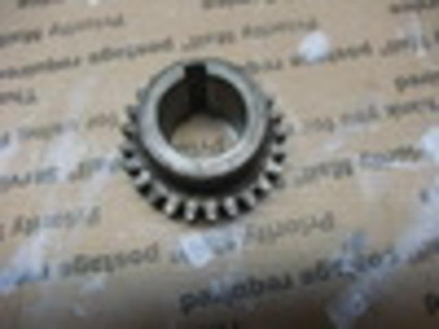 wheel horse gear