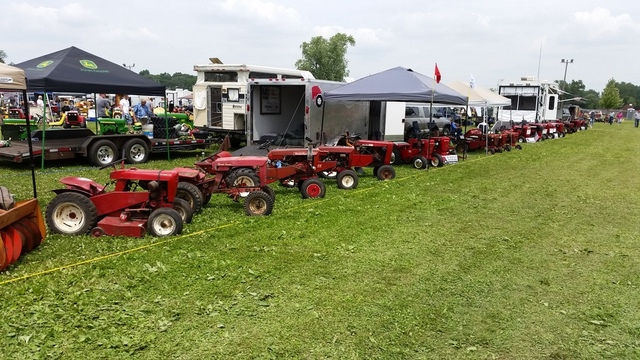 2015 Annual Garden Tractor Daze Portage Wi July 10 12 2015 General Shows And Events