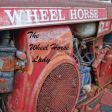 The Wheel Horse Lady