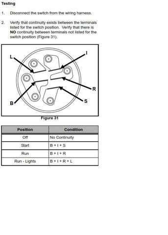 wheelhorse wiring diagram auto 18 help rewiring ignition after electric fire  auto 18 help rewiring ignition after electric fire