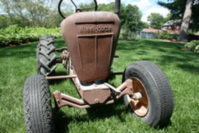 Wheel Horse Suburban 400 Restoration