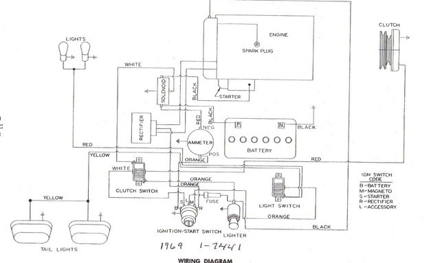K341 With No Fire In The Hole Engines RedSquare Wheel Horse Forum – Kohler K301 Wiring Diagrams