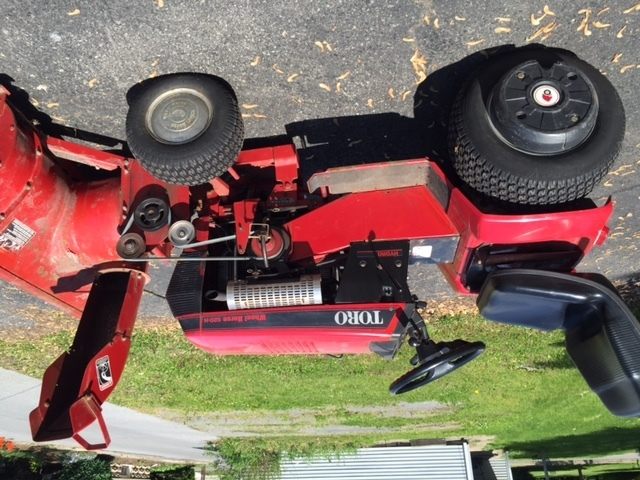 Wheel Horse Snow Blowers : H with two stage snow blower wheel horse sold archive