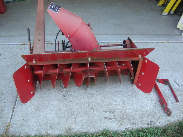 Wheel Horse Snow Blowers : Quot snow blower wheel horse sold archive redsquare