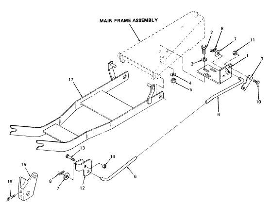Hydraulic Controlled Snow Plow Angle