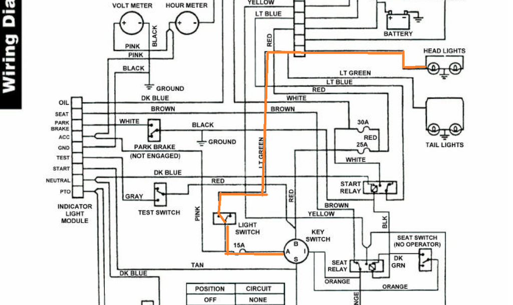 wheel horse 416 h wiring diagram wheel horse 520h wiring