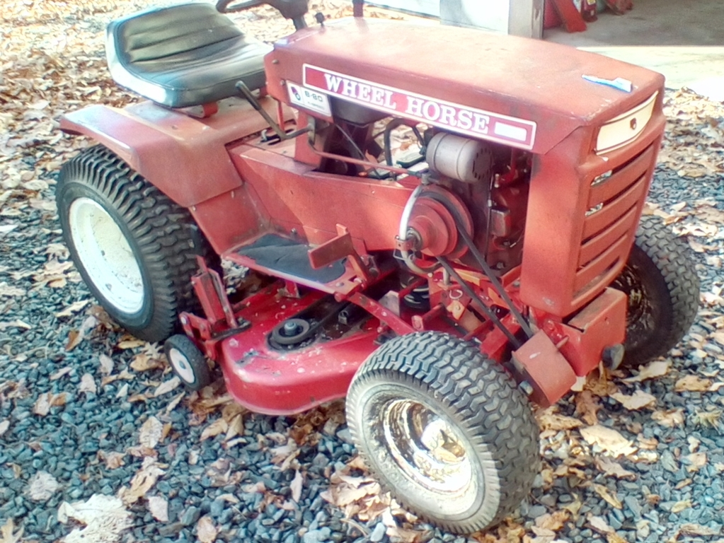 Wheel Horse Tractor Engines : Wheel horse tractor parts go carz