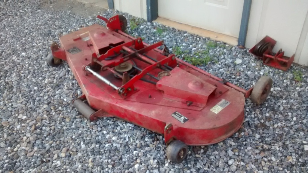 60 mower deck for sale wheel horse for sale redsquare for Patio decks for sale