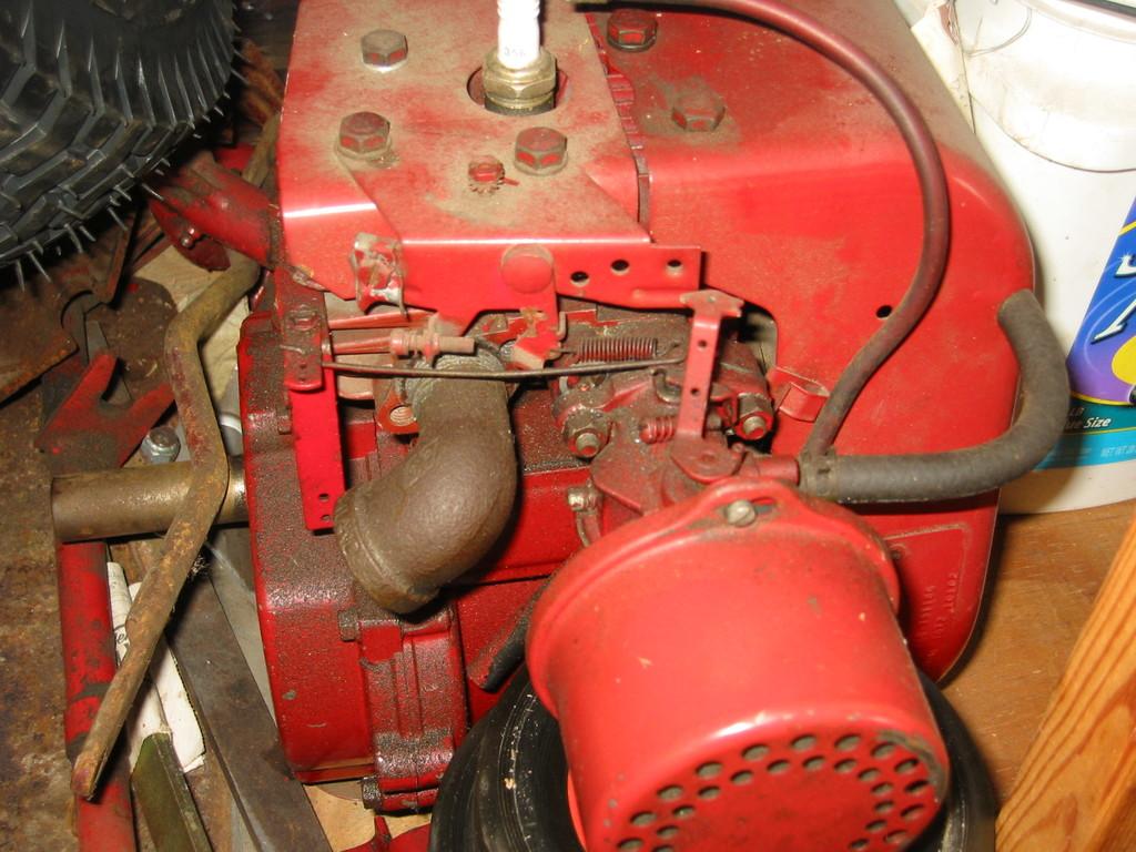 lawn ranger hh throttle linkage hookup engines