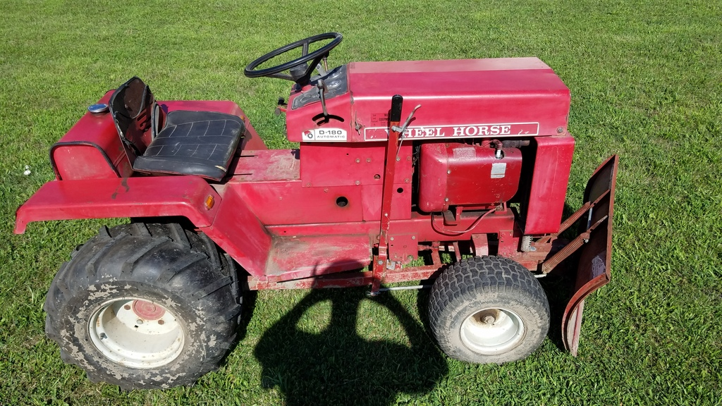Wheel Horse D180 Wheel Horse For Sale Redsquare Wheel Horse Forum