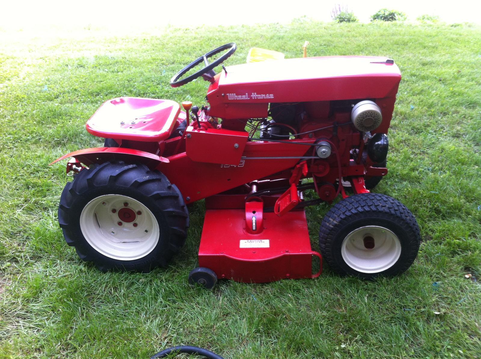 1965 1045 & HY 3 Pump