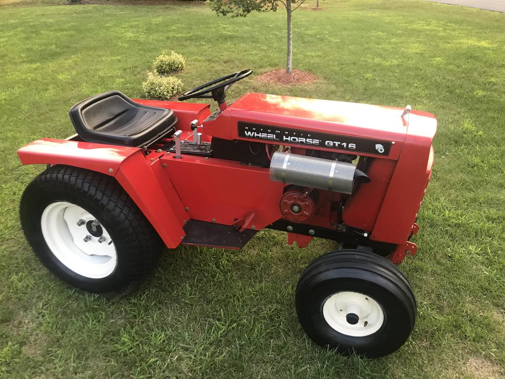 Wheel Horse Gt14 : Wheel horse gt s for sale redsquare