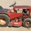 Restoration Wheel Horse Pai... - last post by ih674