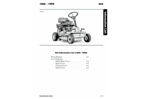 tractor 1998 8 25 rer a wiring 1998 2012. Black Bedroom Furniture Sets. Home Design Ideas