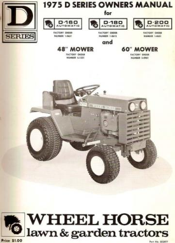 Tractor 1975 D- Series Auto OM Wiring.pdf