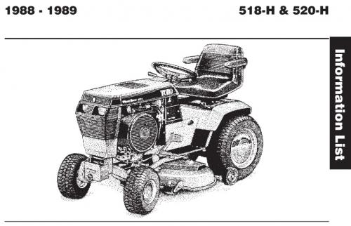 riding mower, 1 2 hp kohler, b80 4 speed, c1-01, voltage regulator, on 520 wheel horse wiring diagram