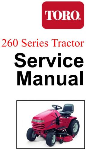 Tractor 1996 260-Series SM.pdf - 1991-1997 - RedSquare Wheel ... on