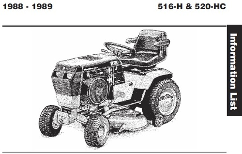 Tractor 1988 516-h Wiring Detailed Pdf