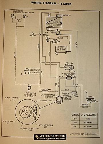 Tractor 1981 B  C  U0026 D-series Om Wiring Pdf