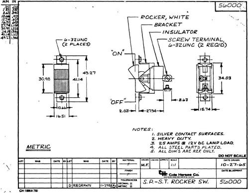 diagram cole hersee rocker switches wiring diagram full