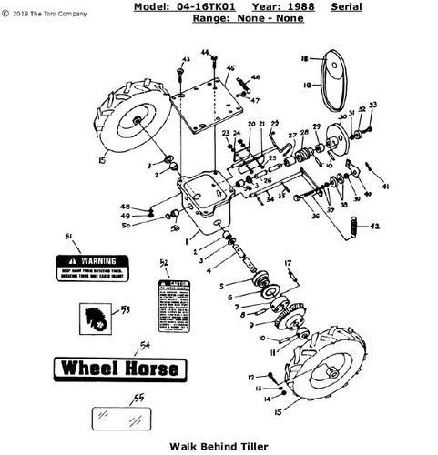 Simplicity 1694200 Parts List And Diagram Ereplacementpartscom