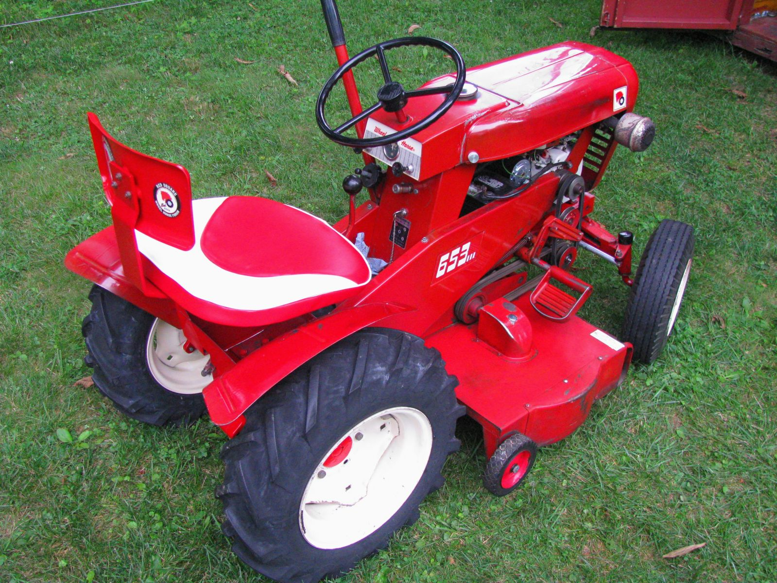 1963 Model 653