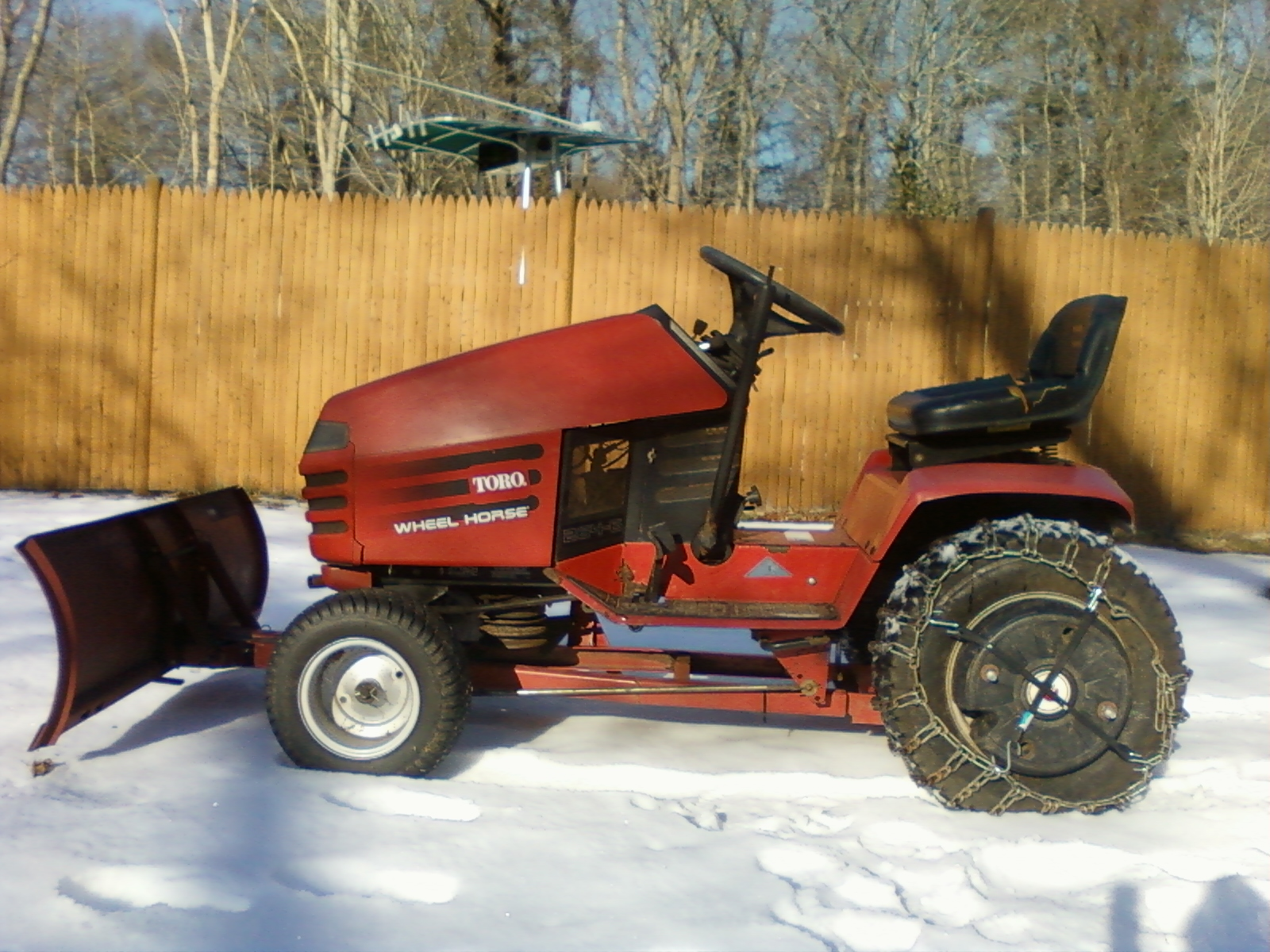 1994 Toro/Wheel Horse 264-4